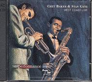 Chet Baker / Stan Getz CD