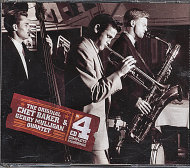 Chet Baker Quartet / Gerry Mulligan Quartet CD