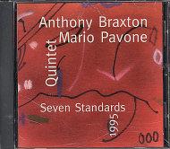 Anthony Braxton / Mario Pavone Quintet CD