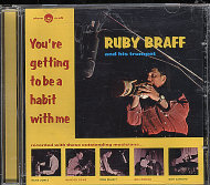 Ruby Braff and his Trumpet CD