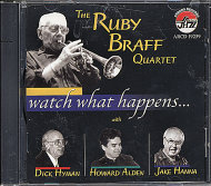The Ruby Braff Quartet CD