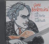 Gene Bertoncini / Bill Charlap / Sean Smith CD