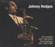 Johnny Hodges CD