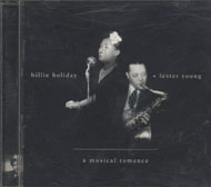 Billie Holiday + Lester Young CD
