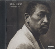 John Hicks CD