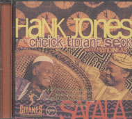 Hank Jones CD