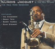 Illinois Jacquet And His All Stars CD