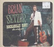 Brian Setzer CD