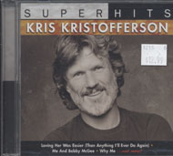 Kris Kristofferson CD