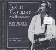 John Cougar Mellencamp CD