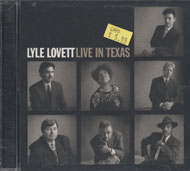 Lyle Lovett CD