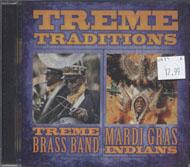 Treme Brass Band CD