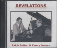 Ralph Sutton & Kenny Davern CD