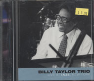 Billy Taylor Trio CD