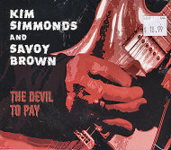 Kim Simmonds And Savoy Brown CD