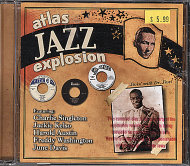 Atlas Jazz Explosion CD