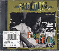 Generations Of Folk (Volume One) CD