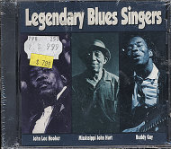 Legendary Blues Singers CD