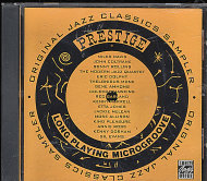 Prestige: Original Jazz Classics Sampler CD