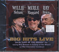 Willie Nelson / Merle Haggard / Ray Price CD