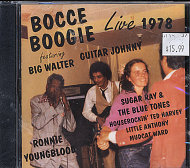 Bocce Boogie CD