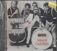 Squeeze Me Jazz Band CD