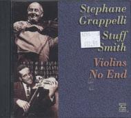 Stephane Grappelli / Stuff Smith CD