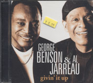 George Benson & Al Jarreau CD