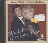 Ronny Whyte / Travis Hudson CD