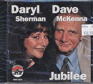 Daryl Sherman & Dave McKenna CD