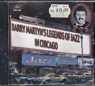 Barry Martyn CD