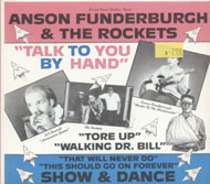Anson Funderburgh & The Rockets CD