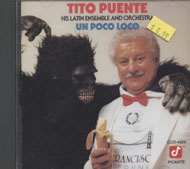 Tito Puente & His Latin Ensemble And Orchestra CD