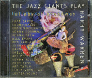 The Jazz Giants Play Harry Warren CD