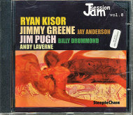 Jam Session Vol. 8 CD