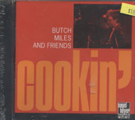 Butch Miles And Friends CD