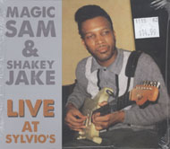 Magic Sam & Shakey Jake CD