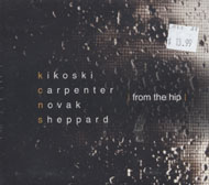 Kikoski / Carpenter / Novak / Sheppard CD