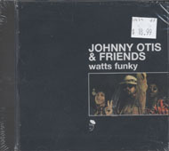 Johnny Otis & Friends CD