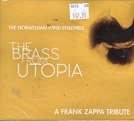The Norwegian Wind Ensemble CD