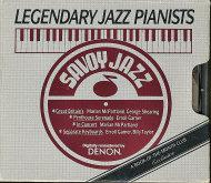 Legendary Jazz Pianists CD