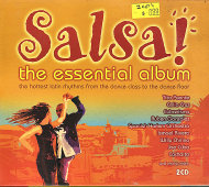 Salsa! The Essential Album CD
