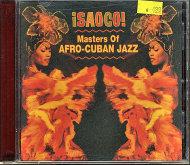 Saoco! Masters of Afro-Cuban Jazz CD