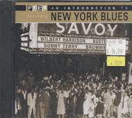An Introduction to New York Blues CD