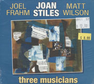 Joan Stiles CD