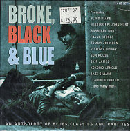 Broke, Black, & Blue CD