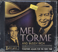 Mel Torme And Buddy Rich CD