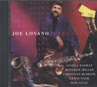 Joe Lovano CD