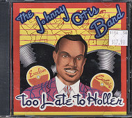 The Johnny Otis Band CD