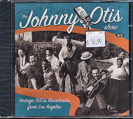 The Johnny Otis Show CD